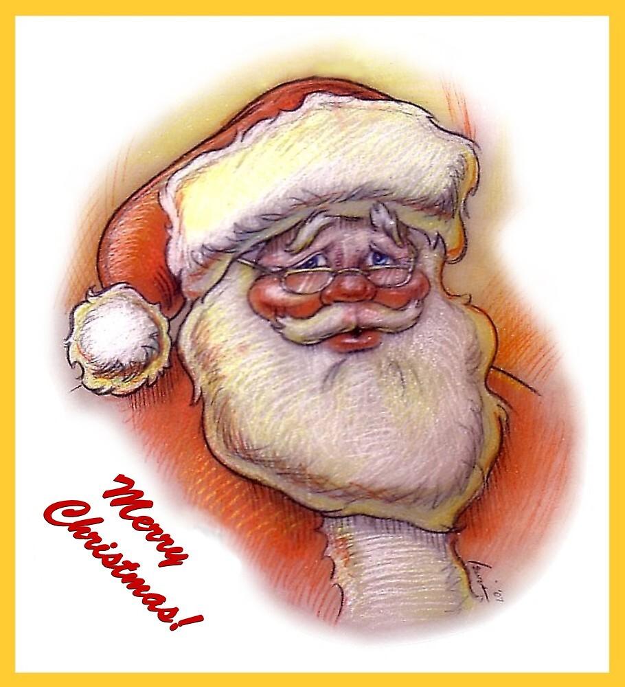 Santa Claus by Dan Lewis