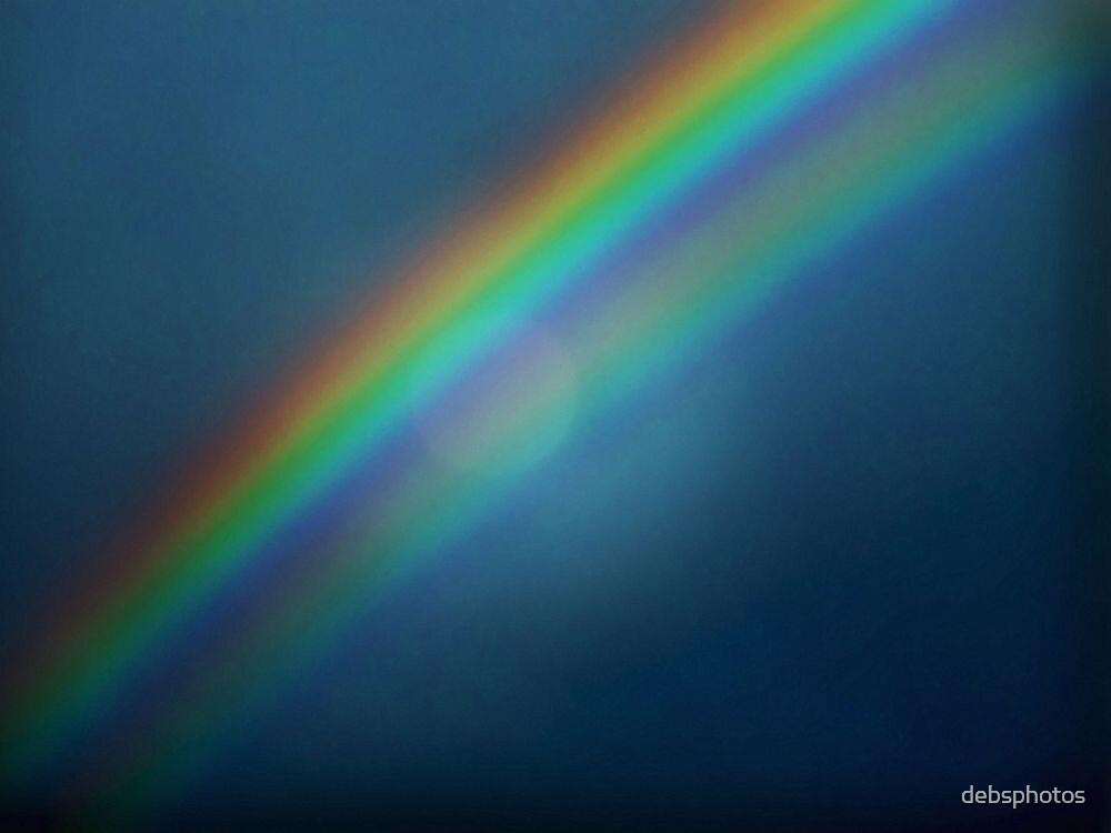 "'Rainbow Eclipse"" by debsphotos"