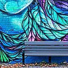 Urban bench by Manon Boily