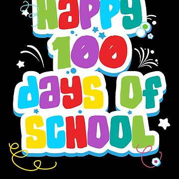 100 Days of School' Back to School Teacher  by leyogi