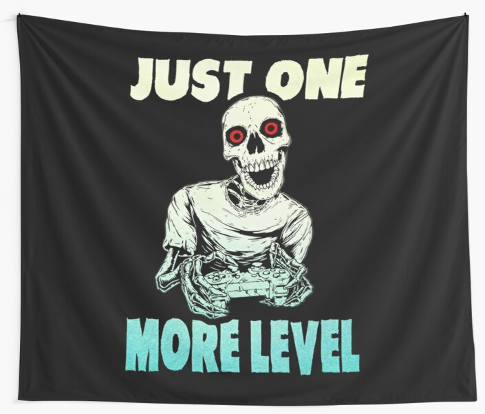 JUST ONE MORE LEVEL by BobbyG305