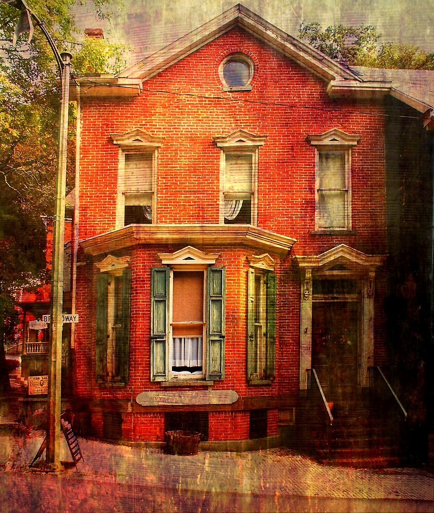Home in Jim Thorpe, Pa. by DaveHrusecky