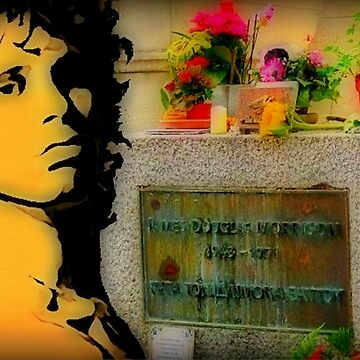 Jim Morrison Doors Tribute by Johnhalifax