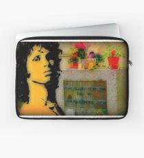 Jim Morrison Doors Tribute Laptop Sleeve