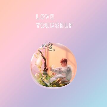 BTS - LOVE YOURSELF 'ANSWER' - Jimin INSIDE by Red-One48