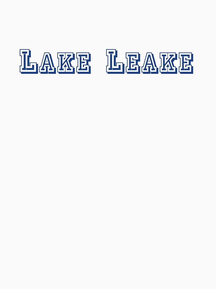 lake leake by CreativeTs