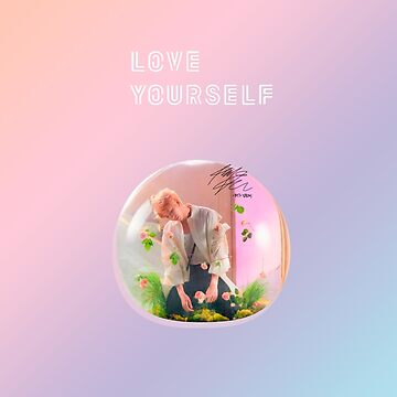 BTS - LOVE YOURSELF 'ANSWER' - RM / Namjoon INSIDE by Red-One48
