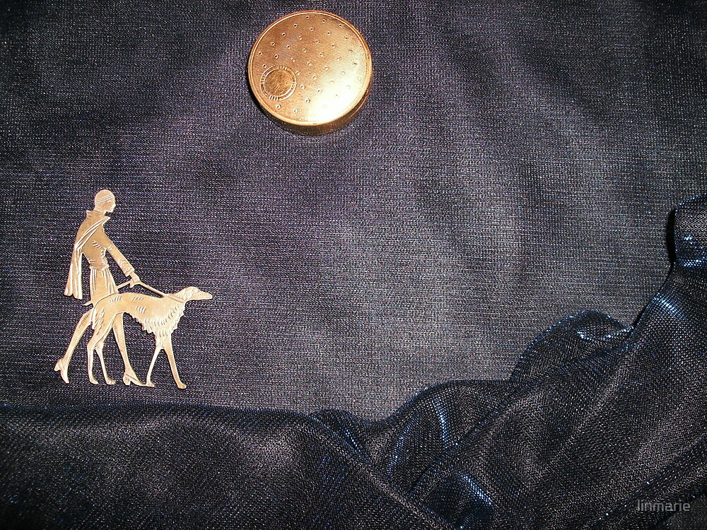 Flappers Moon Light Walk by linmarie