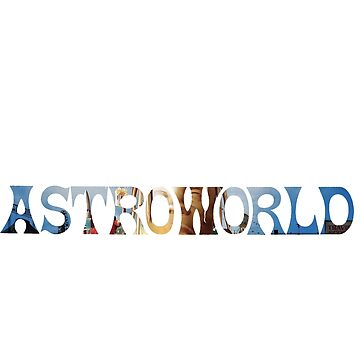 ASTROWORLD by Hamishsellers