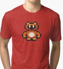 Tanooki Suit Tri-blend T-Shirt
