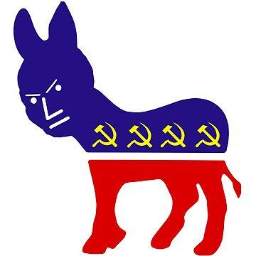 NPC Democrat Logo by Joe-okes