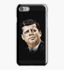 "John Fitzgerald ""Jack"" Kennedy iPhone Case/Skin"