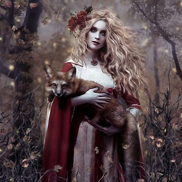Lady and the Fox by Allegra