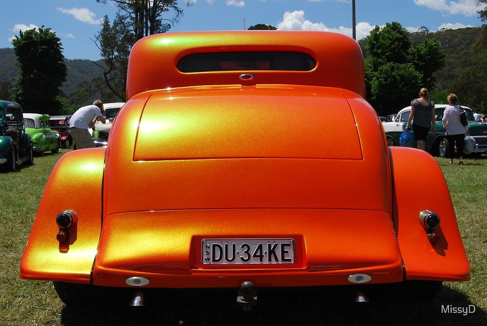 Really Orange by MissyD