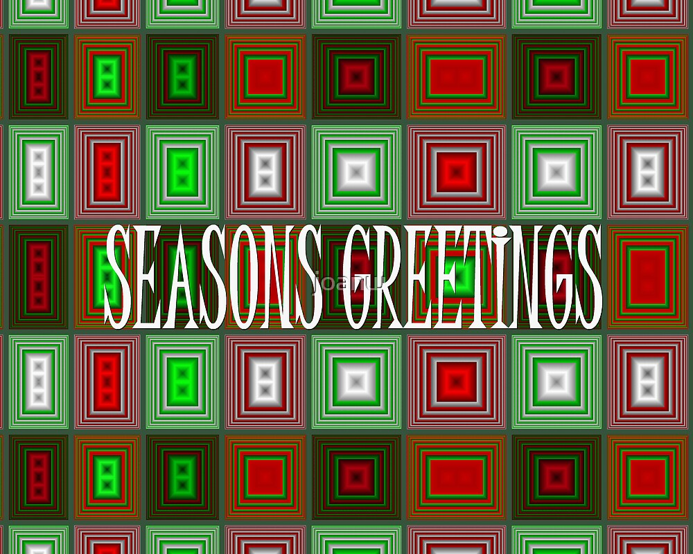 Season's Greetings by joanw