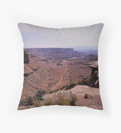 Canyonlands National Park II, Utah Throw Pillow