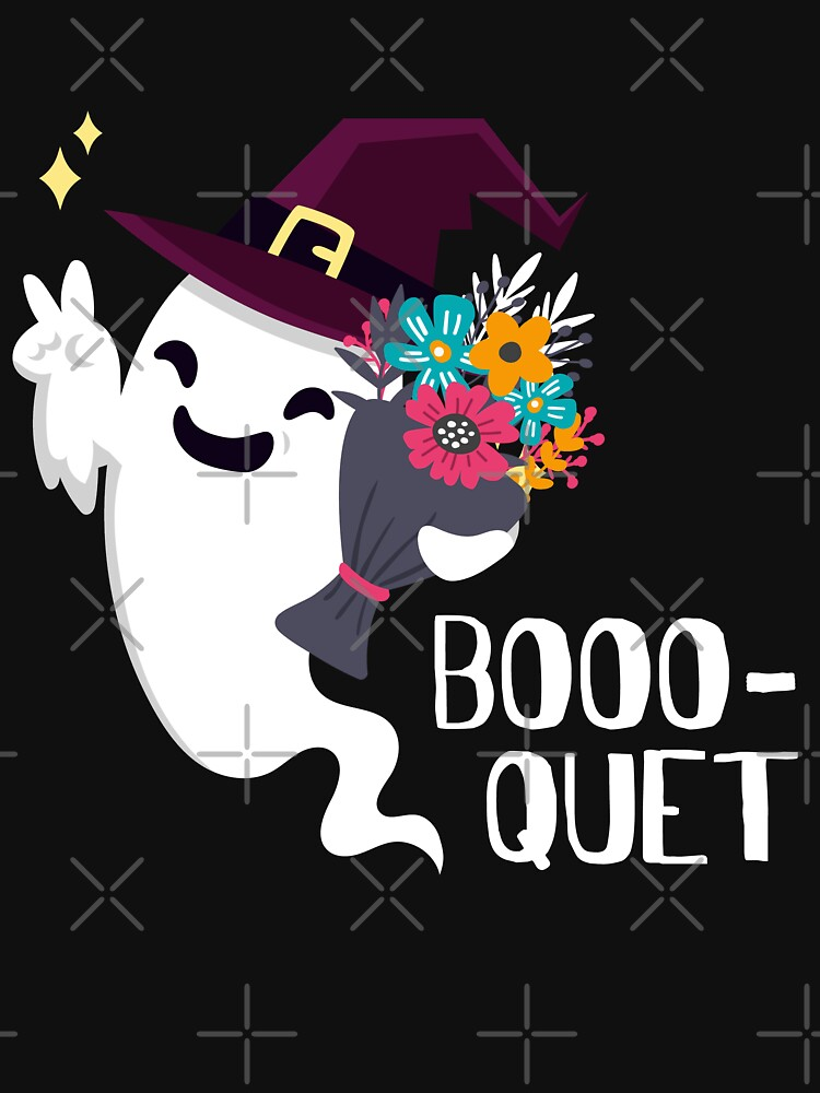 Boo-Quet Boooquet Ghost Halloween Gift by EcoKeeps