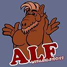 Big Tiddy Alf by skogul