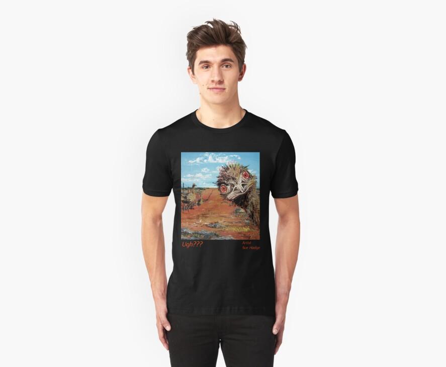Emu Shirt by Sue Hodge