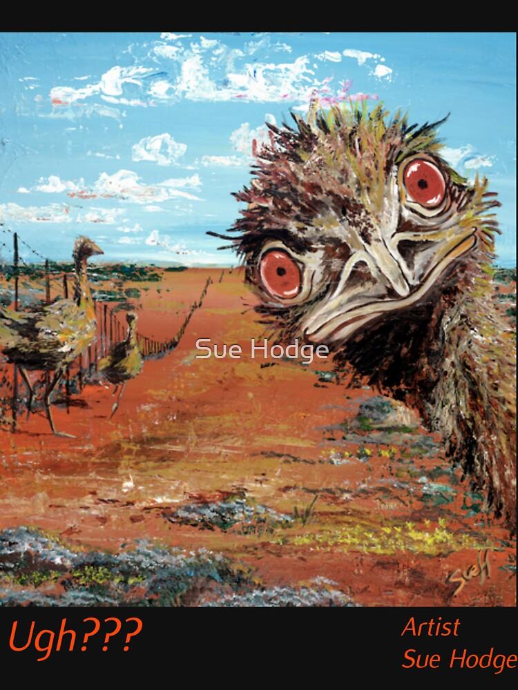 Emu Shirt by Ochresands