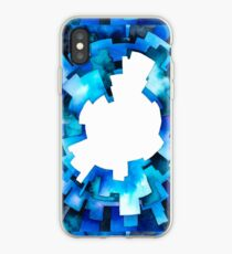 Fancy Blurry Life - Watercolor Painting iPhone Case