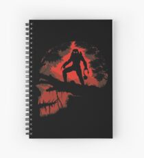 Jungle Hunter Spiral Notebook