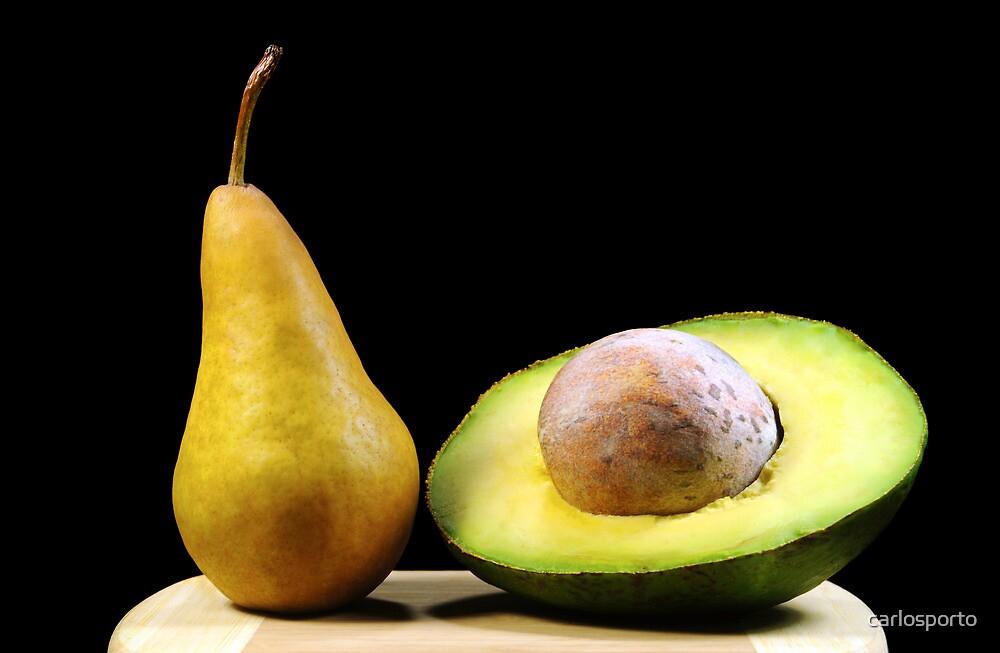 Ripe Fruit by carlosporto