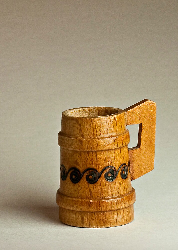Beer Mug by Liviu Leahu