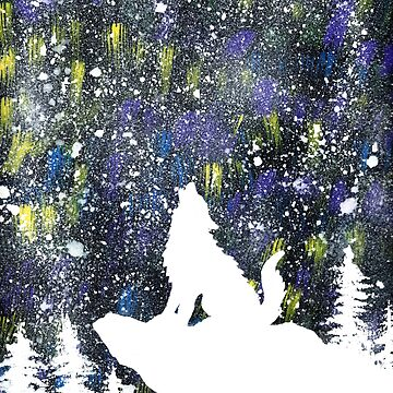 Winters Howl by missmann