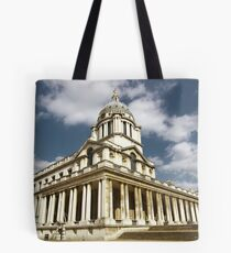 Royal Naval College, Greenwich Tote Bag