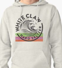 White Claw Pullover Hoodie