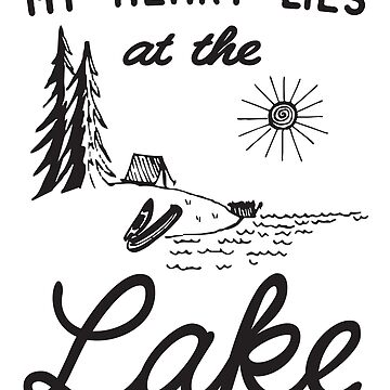 My Heart Lies At The Lake by keepers