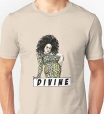 divine waters john female trouble T-Shirt