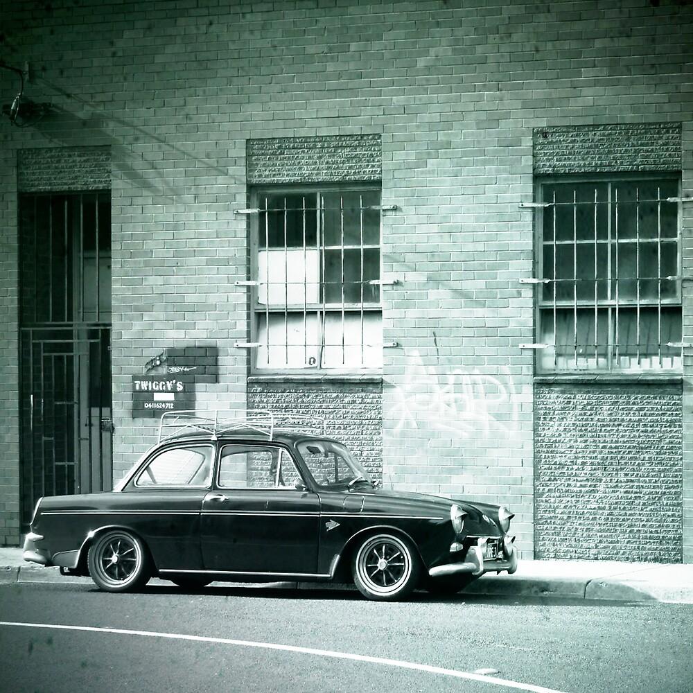 Volkswagon by Craig Ollis