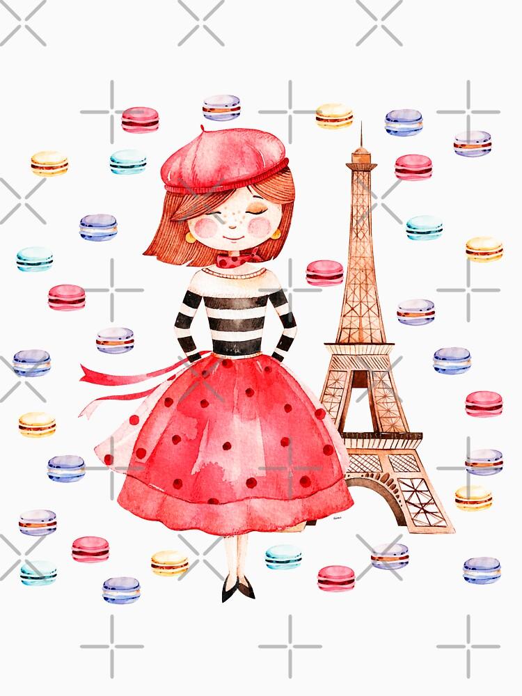 Paris Macarons by raineofiris