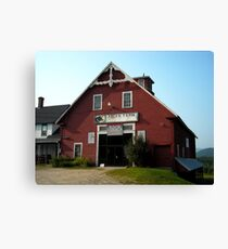 Arlyn Farm, Rumney, NH Canvas Print