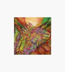 Iguana Hot Art Board