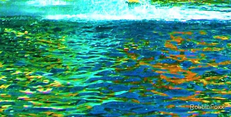 Water Grass Magic by RobbinFoxx
