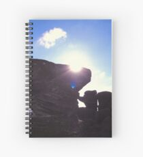 Brimham Rocks Spiral Notebook