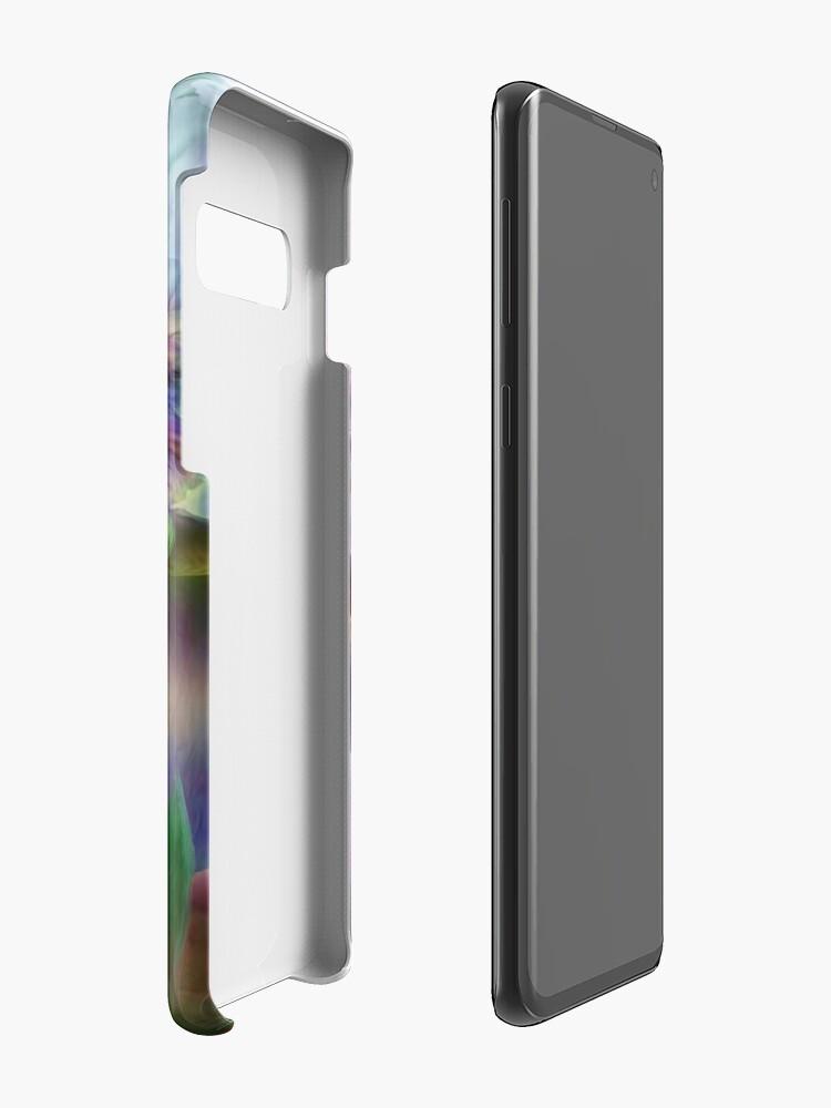 Alternate view of Goddess Of Healing Case & Skin for Samsung Galaxy
