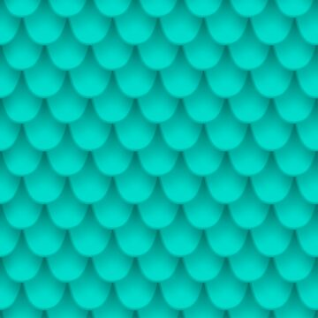 Blue fish scales by Shoshina