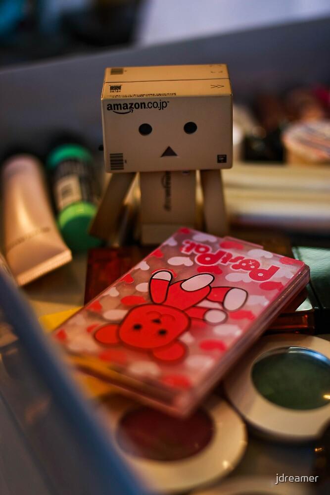 Danbo - Friend or Foe? by jdreamer