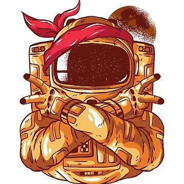 Gangsta Astronaut by soondoock