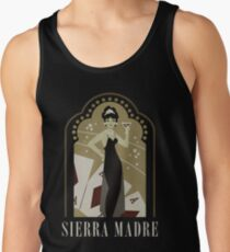 Sierra Madre Poster Design Tank Top