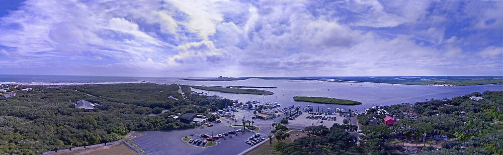 Ponce Inlet by Michael Wolf