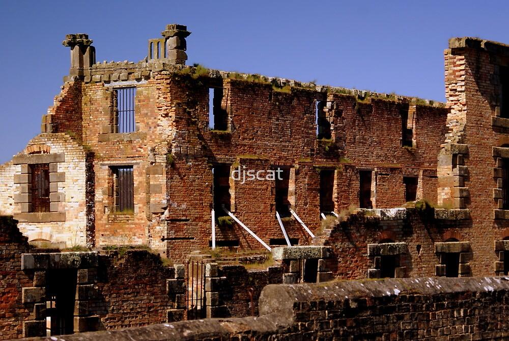 Jail Ruins by djscat