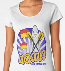 Moana SLSC Women's Premium T-Shirt