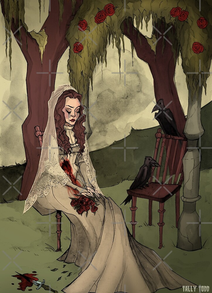 Ghost Bride by Tally Todd