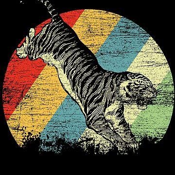 Tiger cat by GeschenkIdee