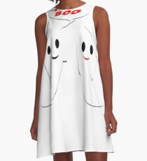 Hey Boo A-Line Dress